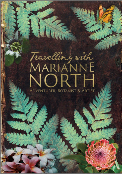 marion north botanist biography